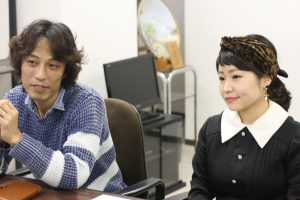 左から:森澤 修介様、山本 智美様